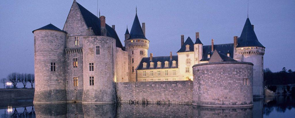 Un château réputé dans le monde entier