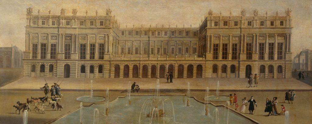 Versailles à l'heure de Dresde